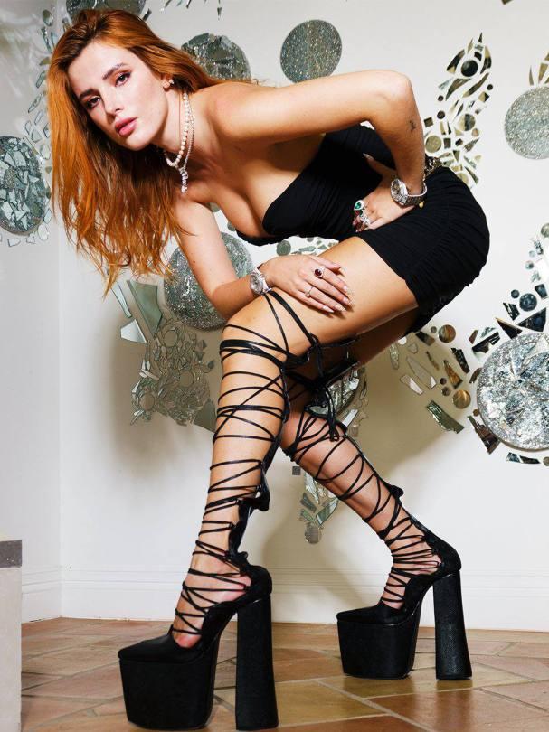 Bella Thorne Hot Body