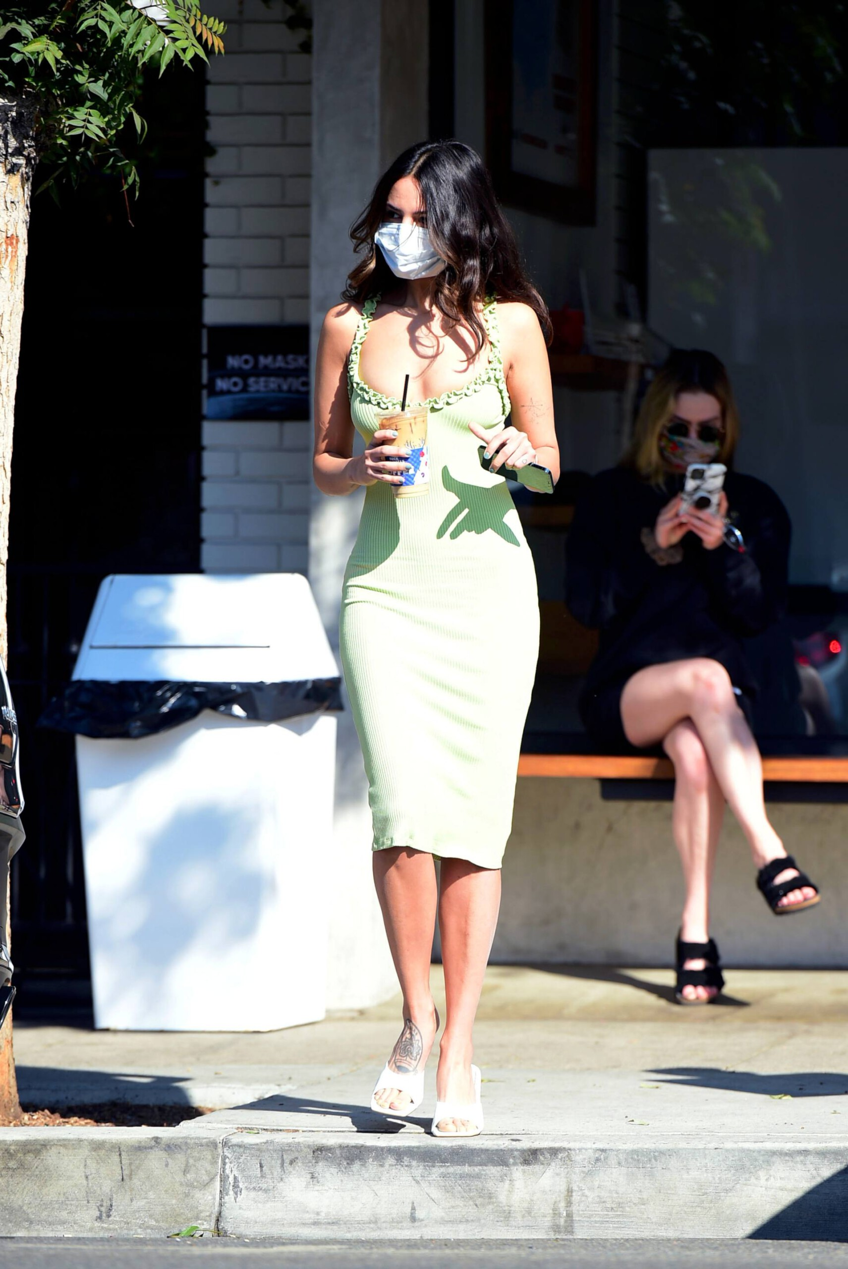 Eiza Gonzalez Sexy Dress