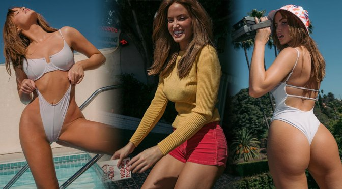 Haley Kalil – Hot Ass in a Sexy Photoshoot by Ian Passmore