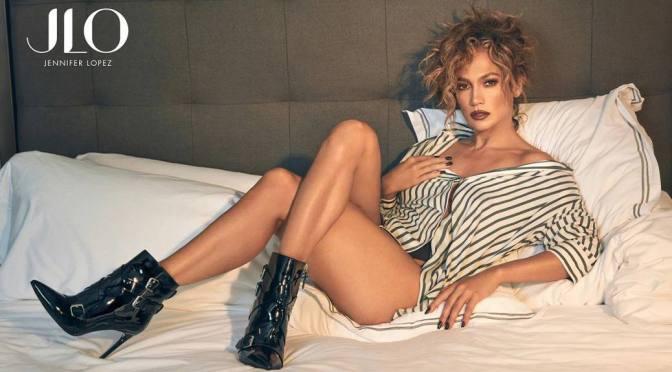 Jennifer Lopez – Sexy Legs in DSW Fall 2020 Campaign
