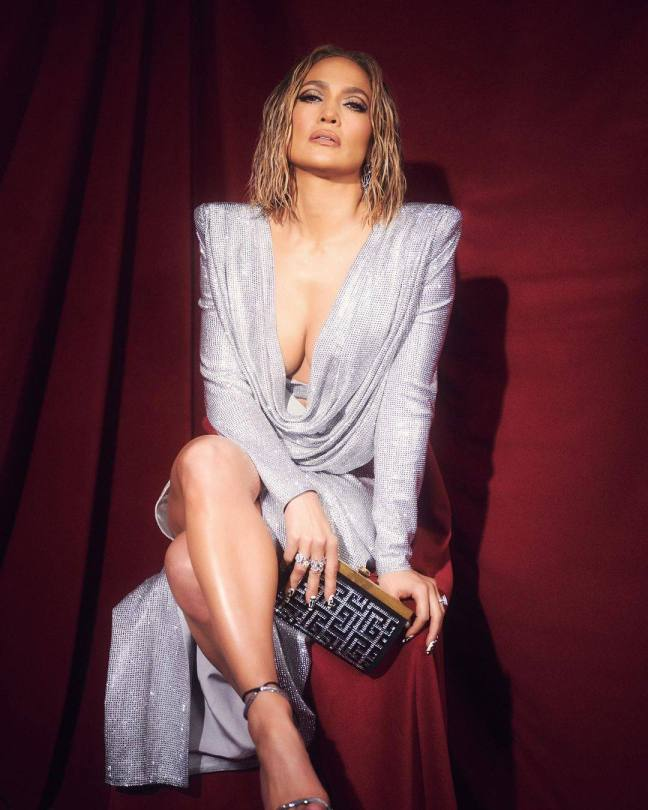 Jennifer Lopez Sexy Body