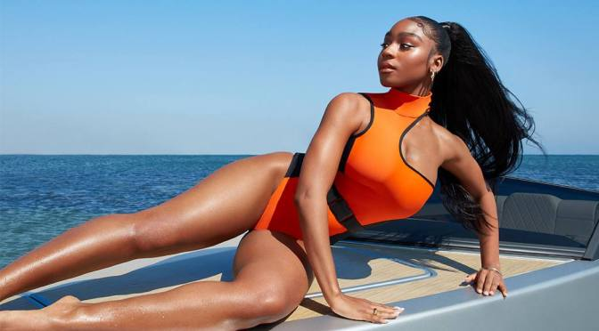 Normani Kordei Beautiful Body