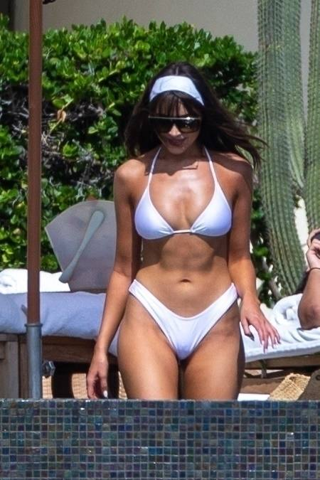 Olivia Culpo Perfect Body In Bikini
