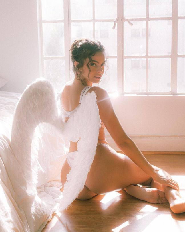 Priscilla Huggins Orzit Beautiful Angel