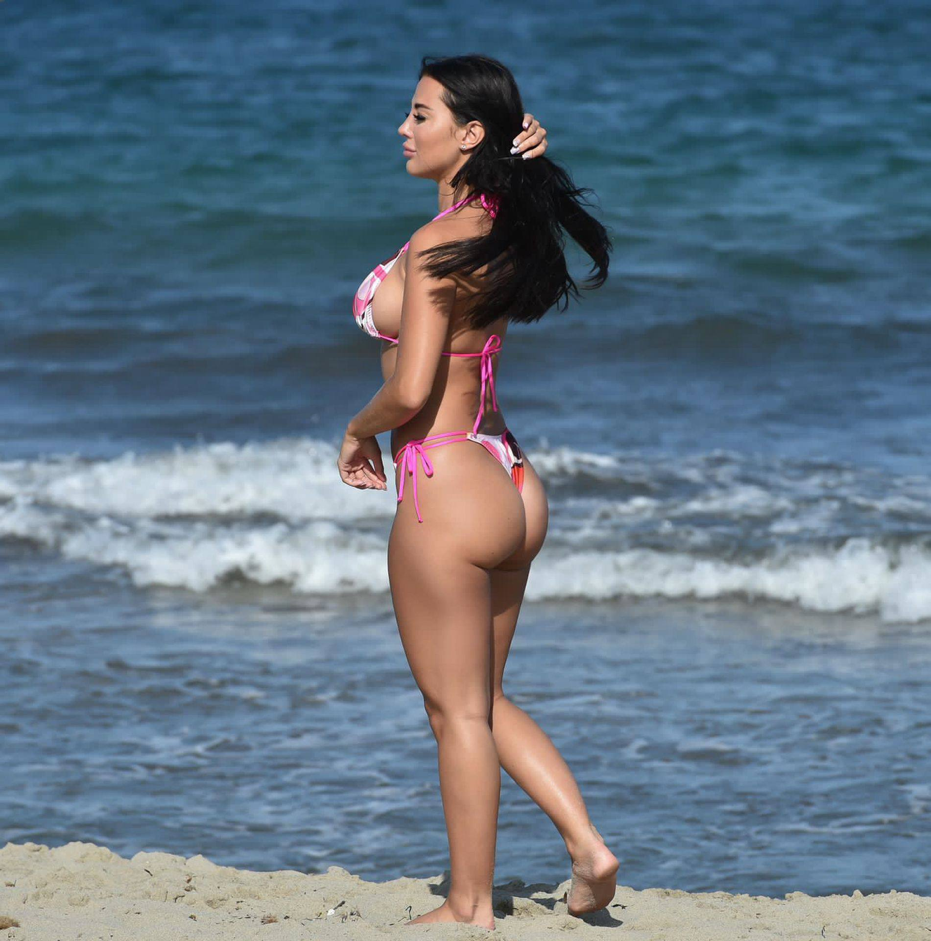 Yazmin Oukhellou Hot In Bikini