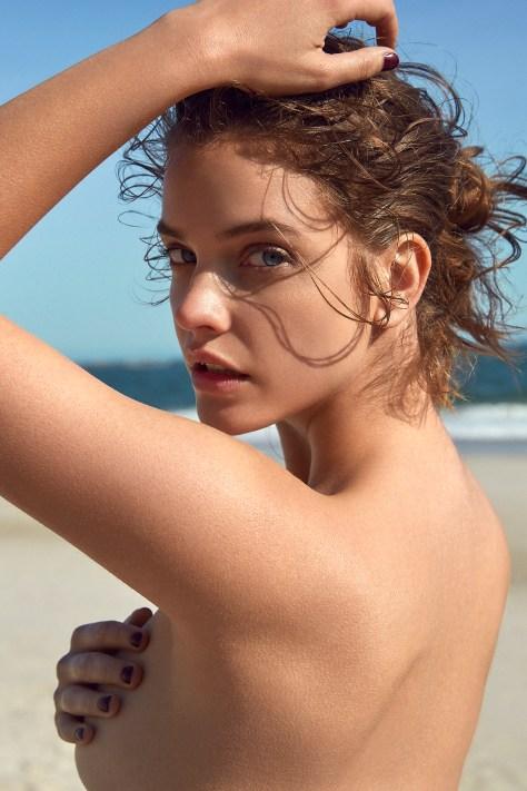 Barbara Palvin Beautiful Topless