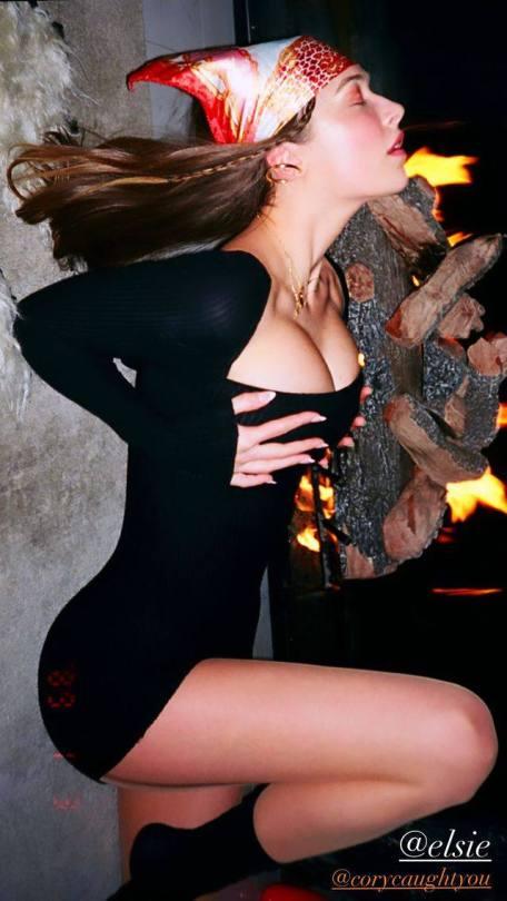 Elsie Hewitt Sexy Body
