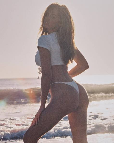 Haley Kalil Hot Body