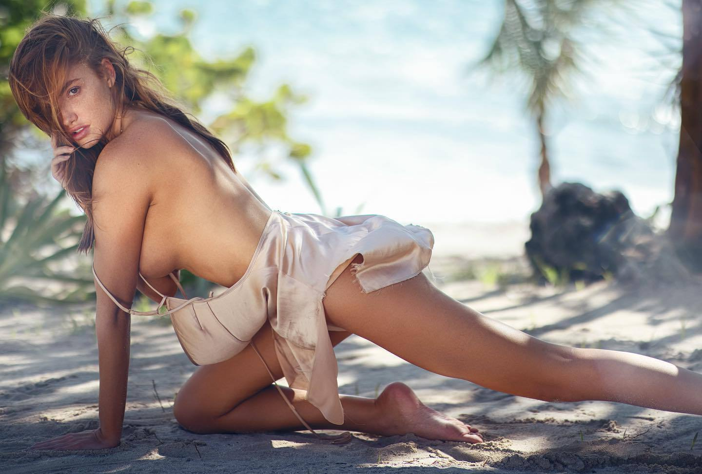 Haley Kalil Naked
