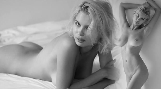 Julia Logacheva – Beautiful Boobs in a Sexy Topless Photoshoot (NSFW)