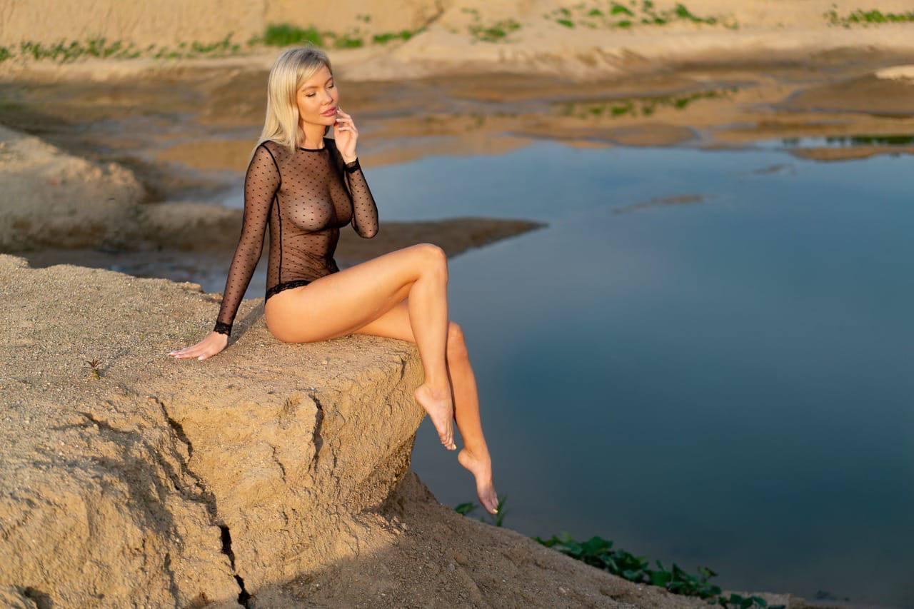 Maria Avtakhova Sexy Body