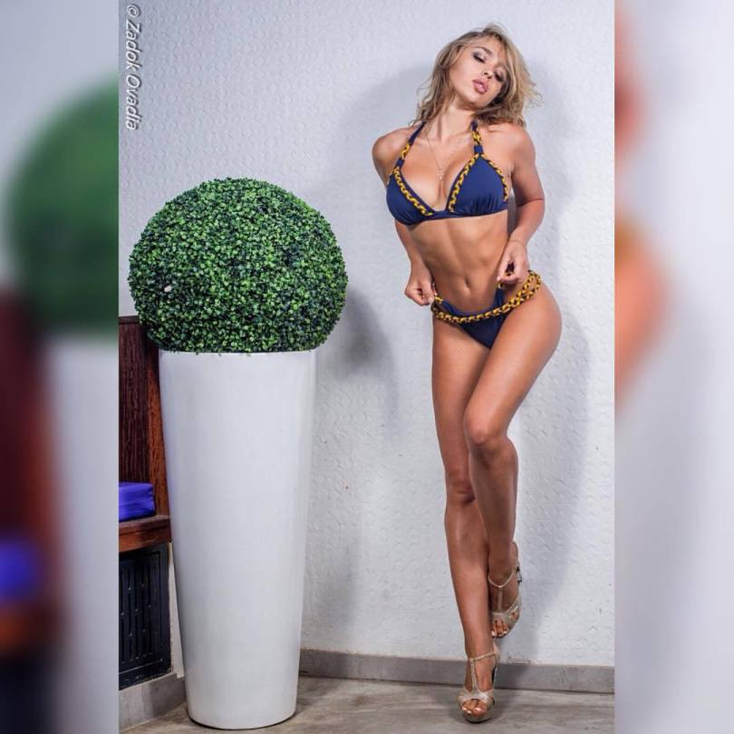 Nastya Ferz Hot Body