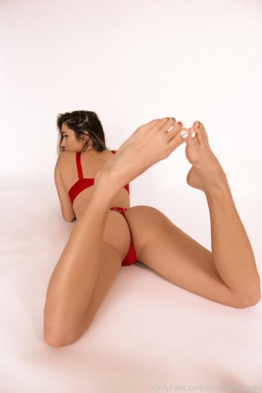 Natalie Roush Sexy In Underwear