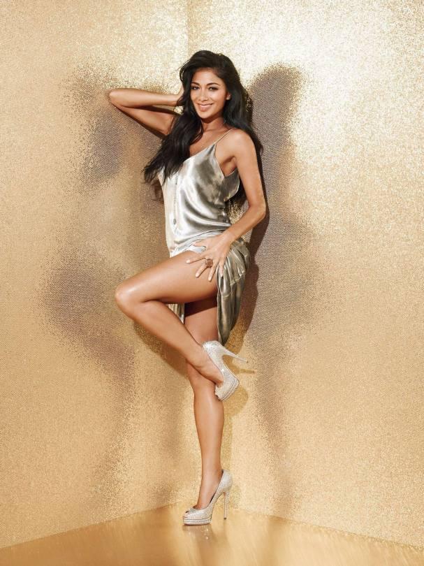 Nicole Scherzinger Sexy Legs