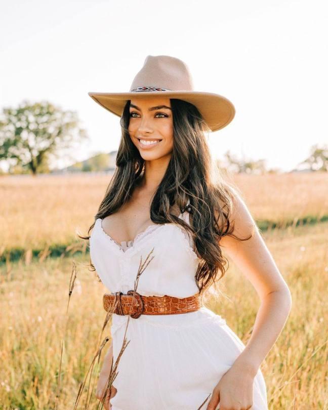 Priscila Huggins Ortiz Beautiful Boobs