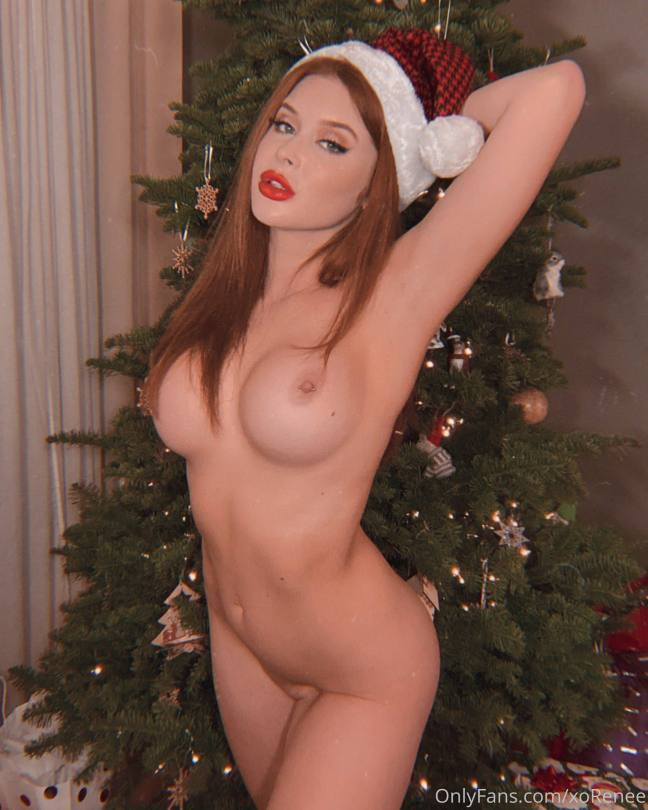 Renee Olstead Topless
