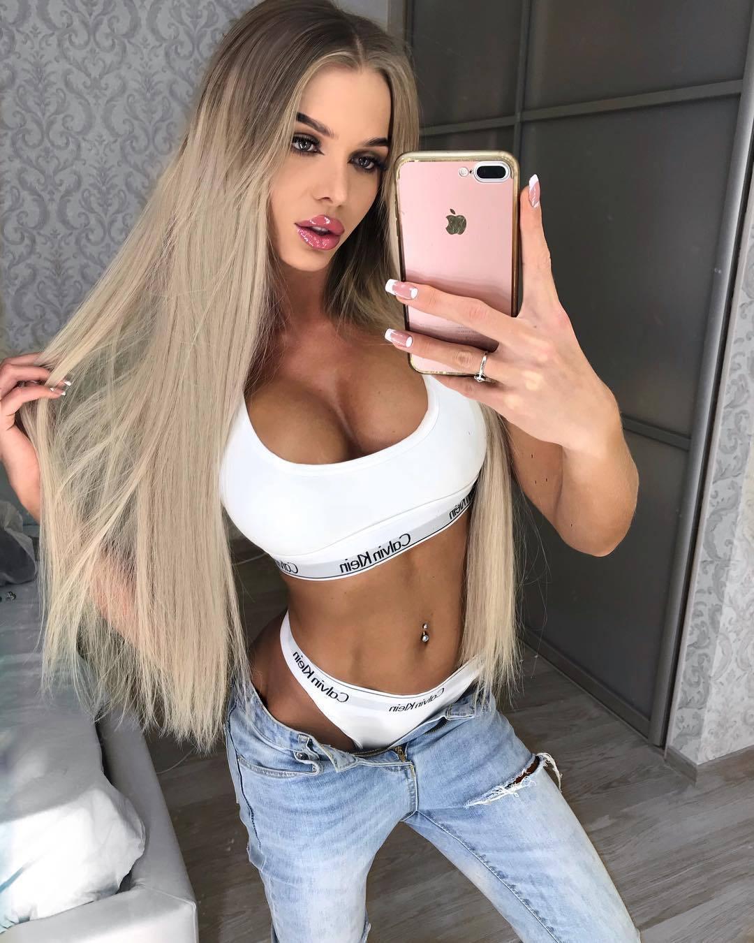 Angelica Andreeva Sexy Body