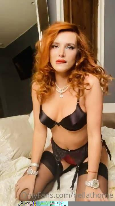 Bella Thorne Sexy In Lingerie P