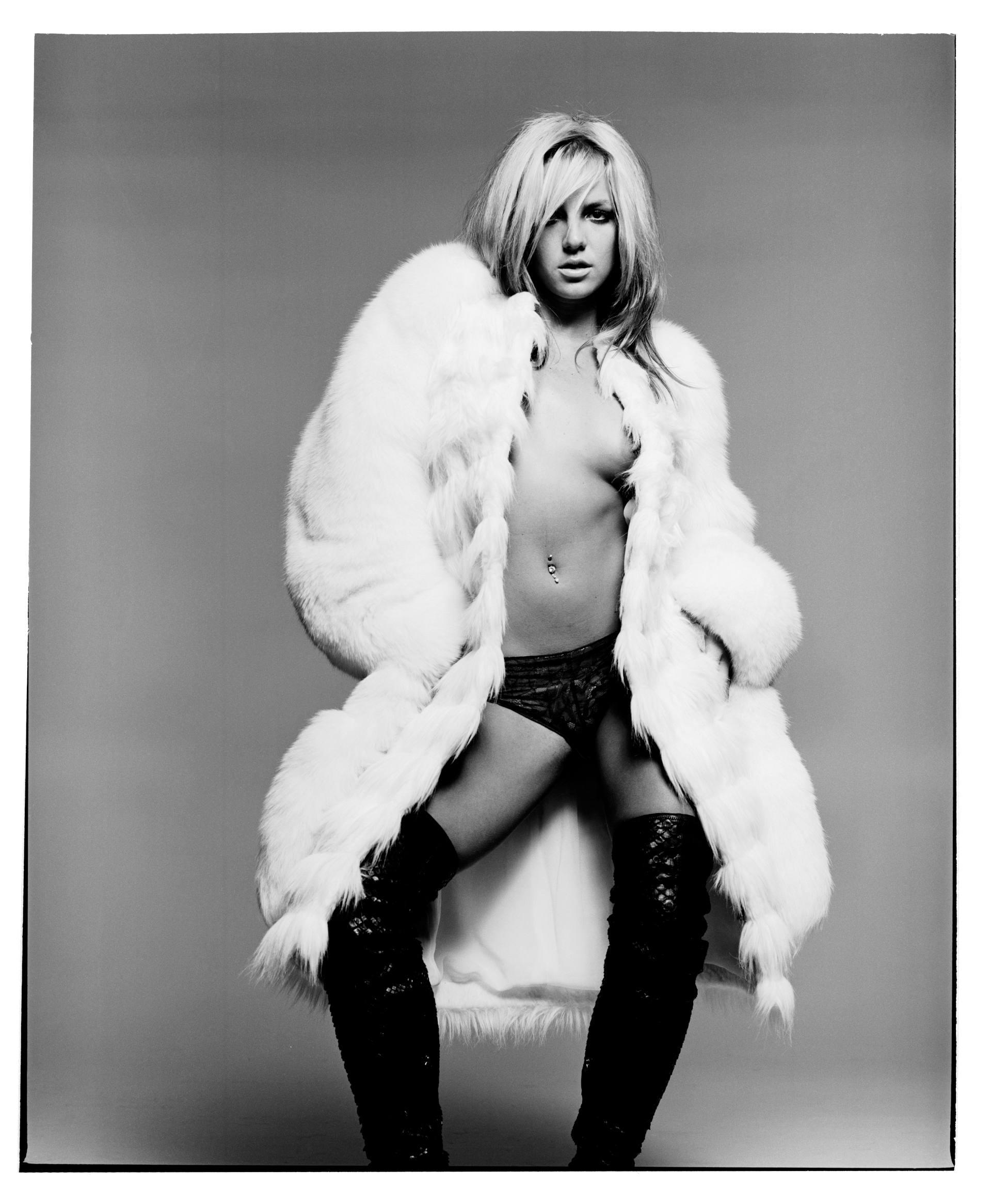 Britney Spears Sexy Nipslip