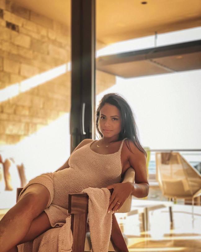 Christina Milian Beautiful