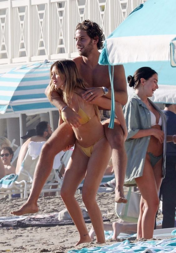 Delilah And Amelia Halmin In Bikini