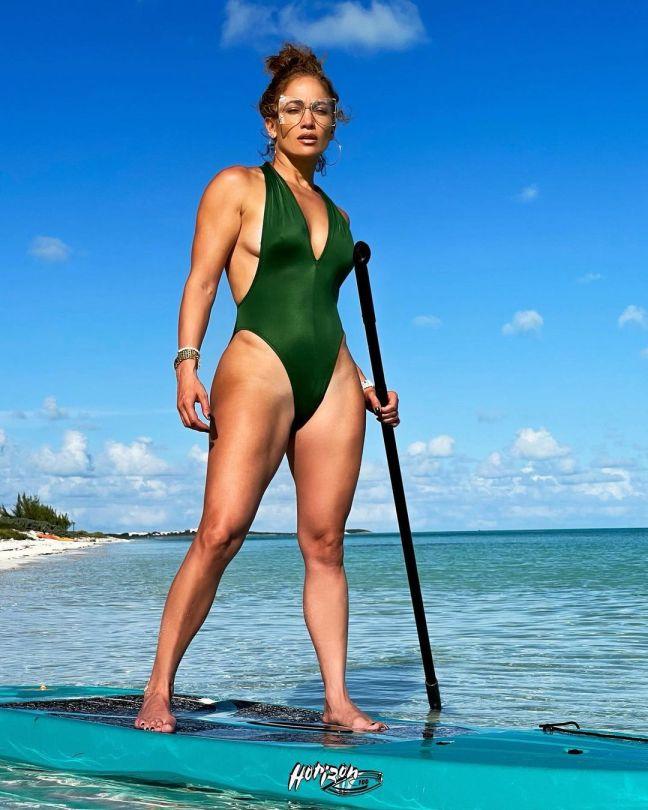Jennifer Lopez Beautiful Body