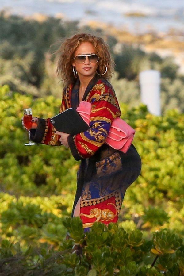 Bella Hadid, Jennifer Lopez and More Sizzling Celeb