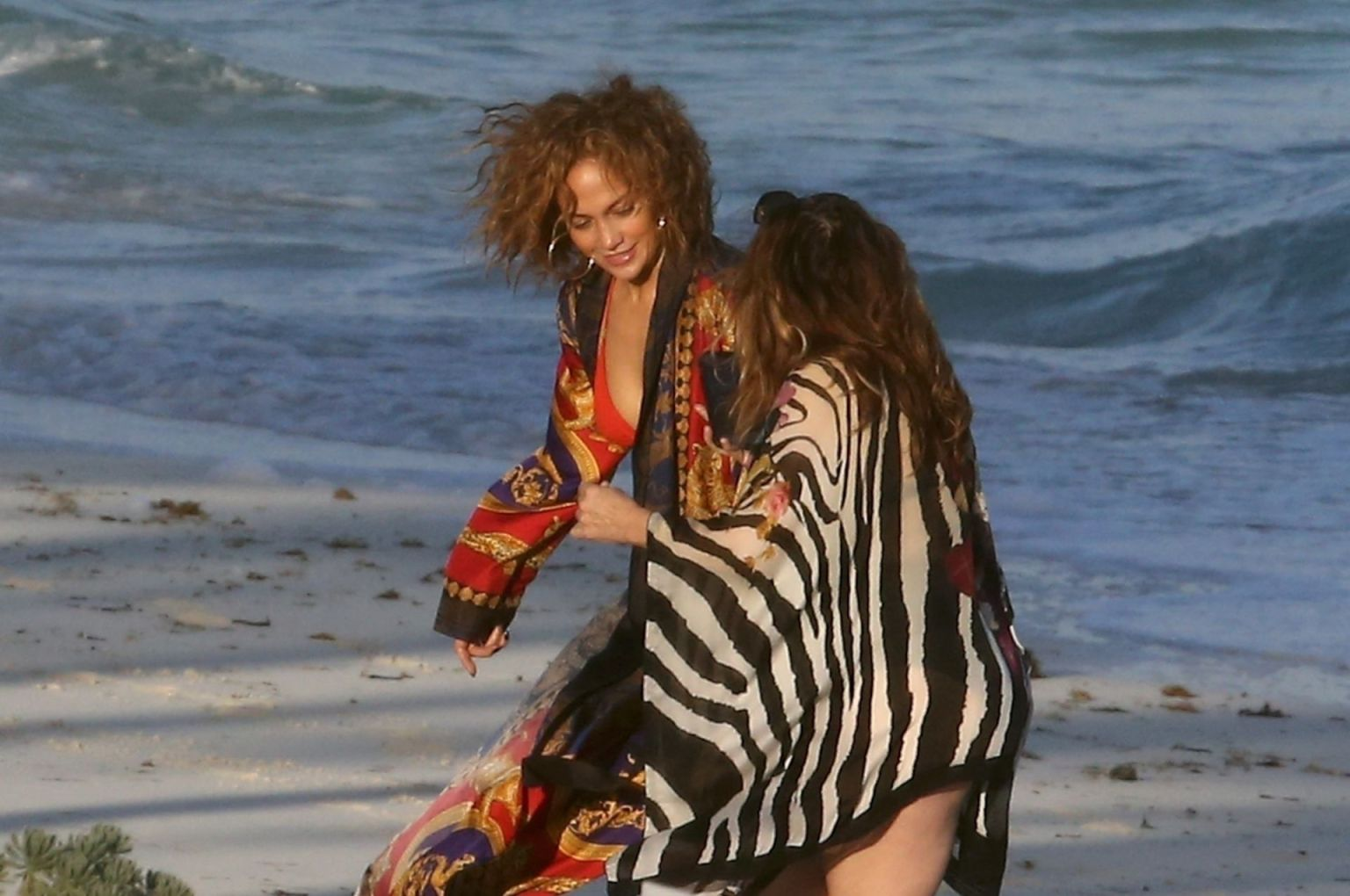Hot Music Star Beach Bodies | Jennifer lopez bikini