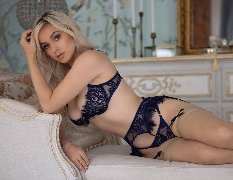 Meaghan Stanfill Sexy Lingerie