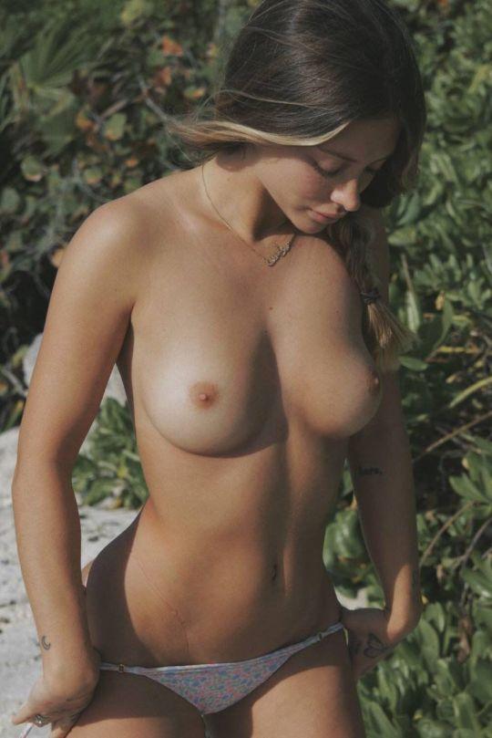 Pauline Tanton Topless