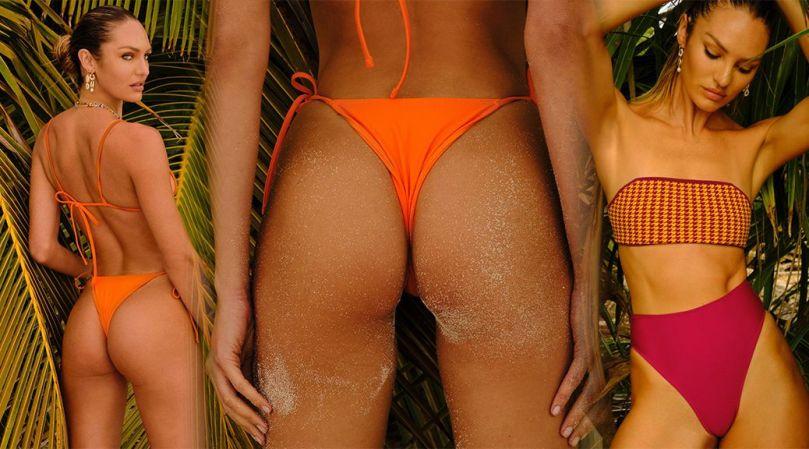 Candice Swanepoel Fantastic Body