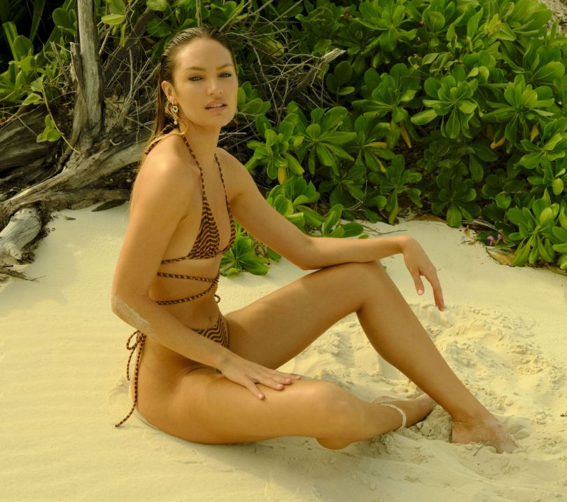 Candice Swanepoel Sexy Bikini