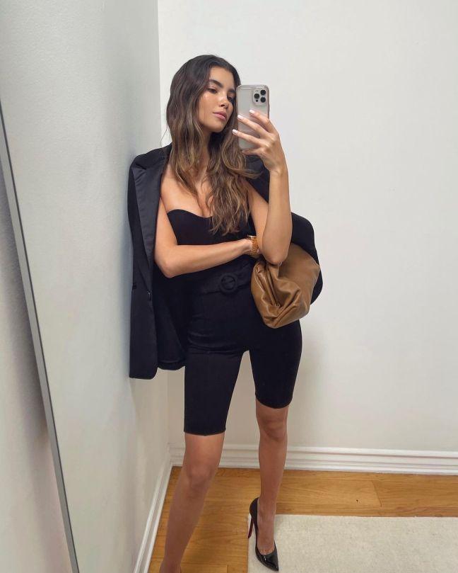 Cindy Mello Beautiful Selfie