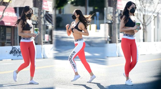 Eiza Gonzalez Fantastic Toned Body