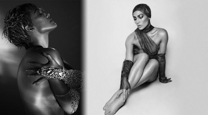 Jennifer Lopez – Sexy in a Beautiful Photoshoot for Allure Magazine (March 2021)