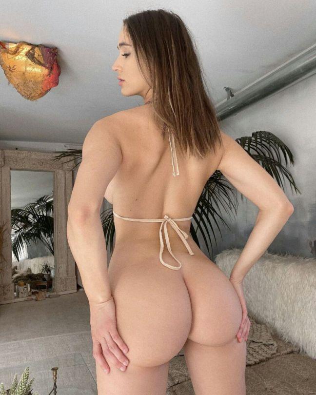 Natalie Roush Naked Ass