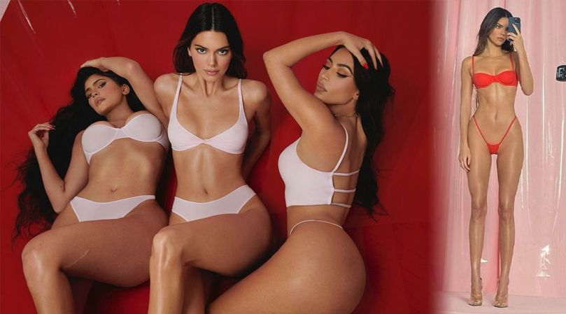 Sexy Jenner Sisters