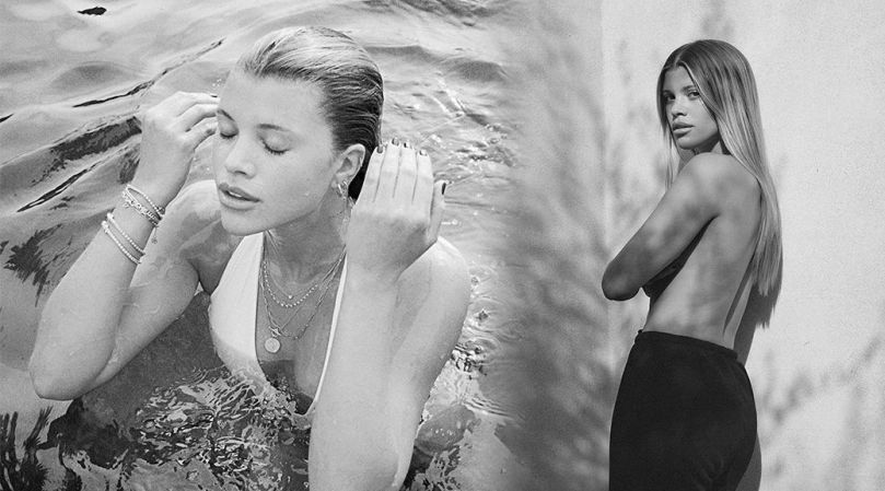 Sofia Richie Beautiful Photoshoot