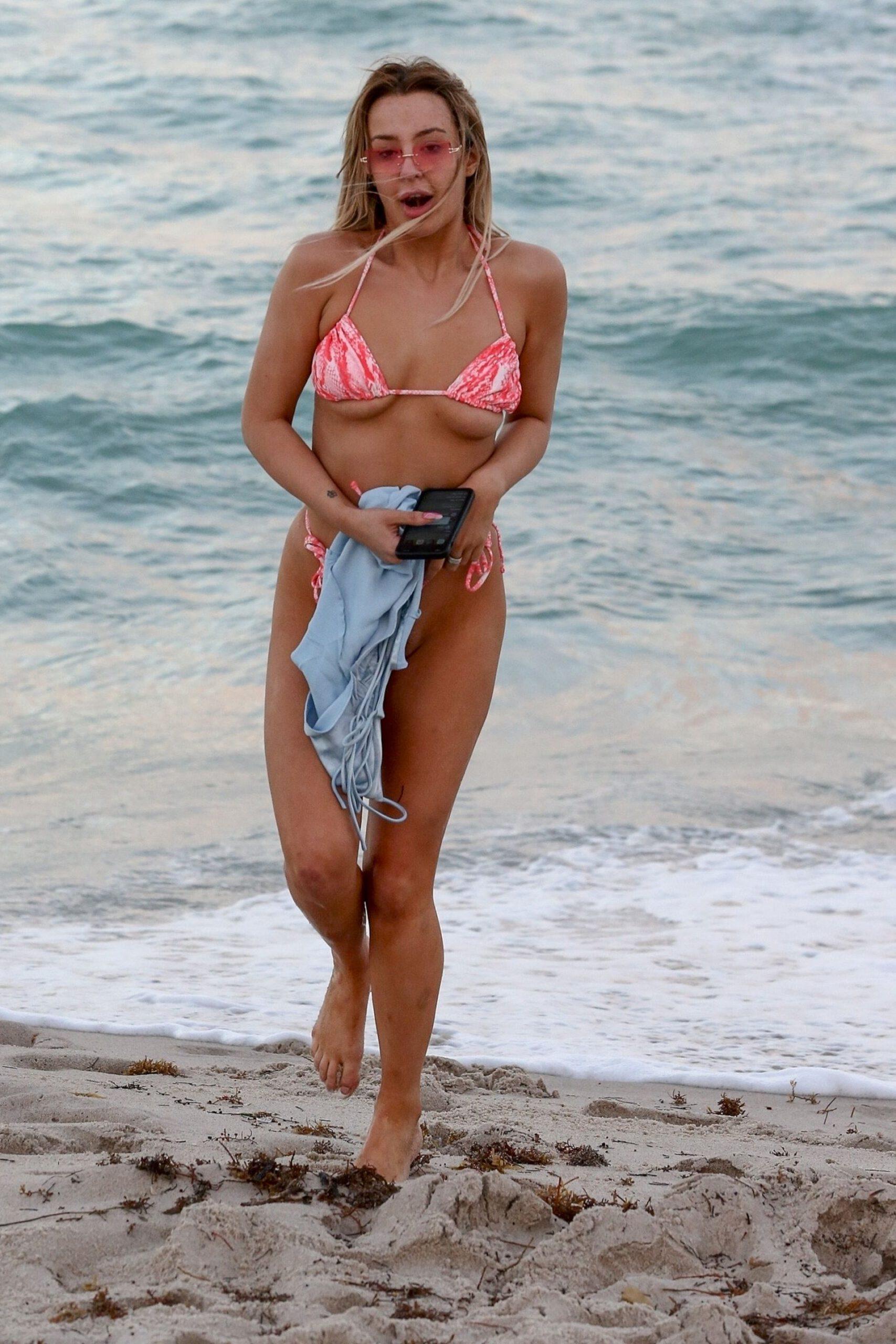 Tana Mongeau Tiny Bikini