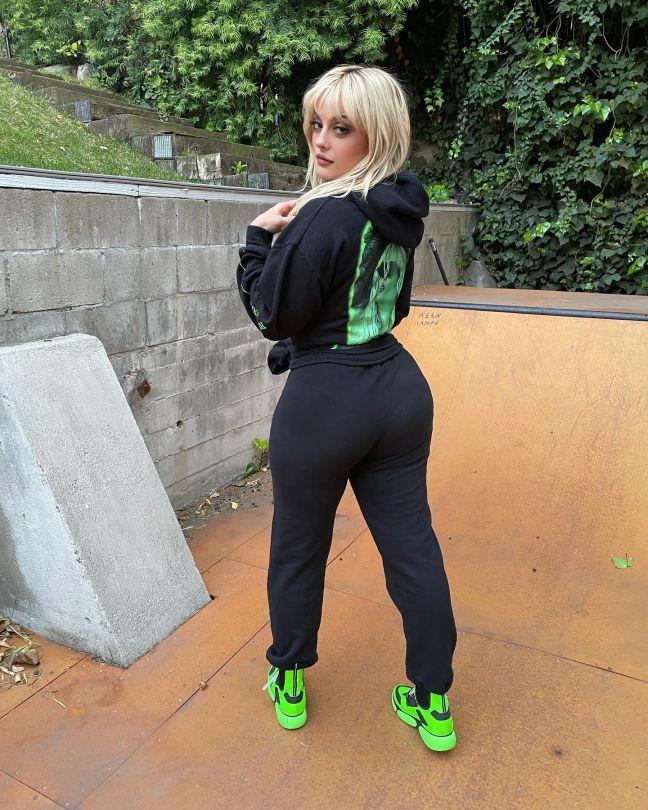 Bebe Rexha Big Sexy Ass