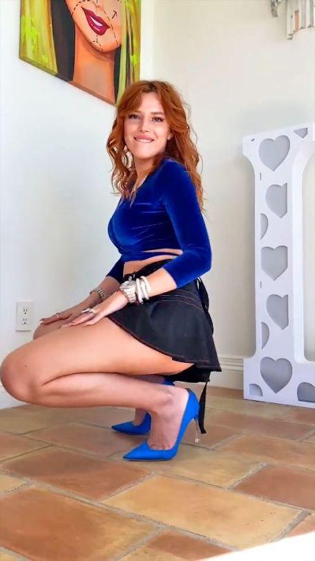 Bella Thorne Booty Shake