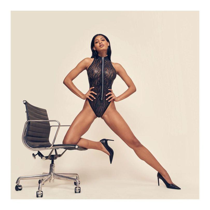 Danielle Herrington Sexy Body