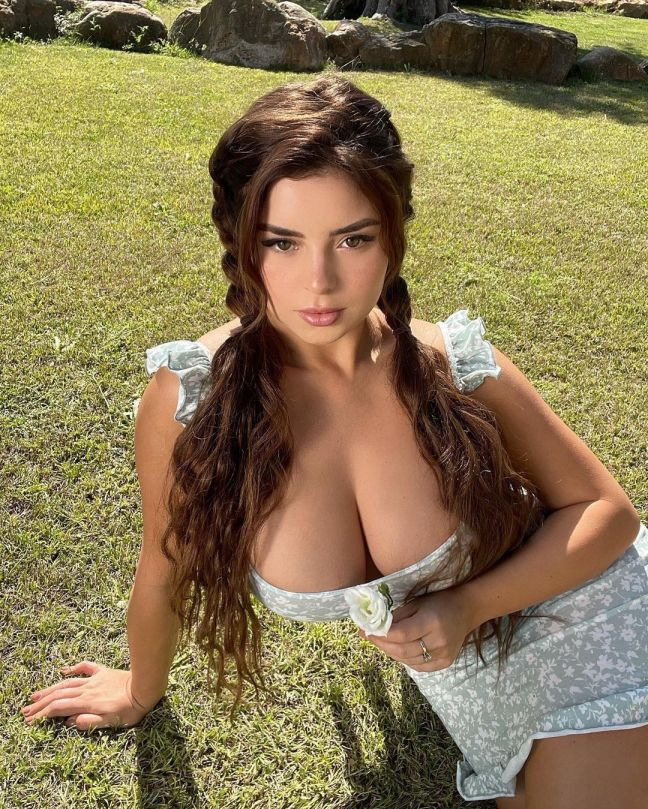 Demi Rose Big Boobs