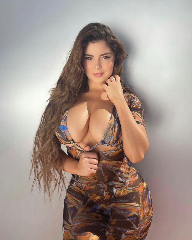 Demi Rose Mawby Beautiful Big Breasts