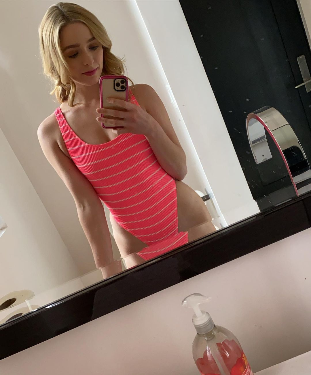 Greer Grammer Sexy In Swimsuit