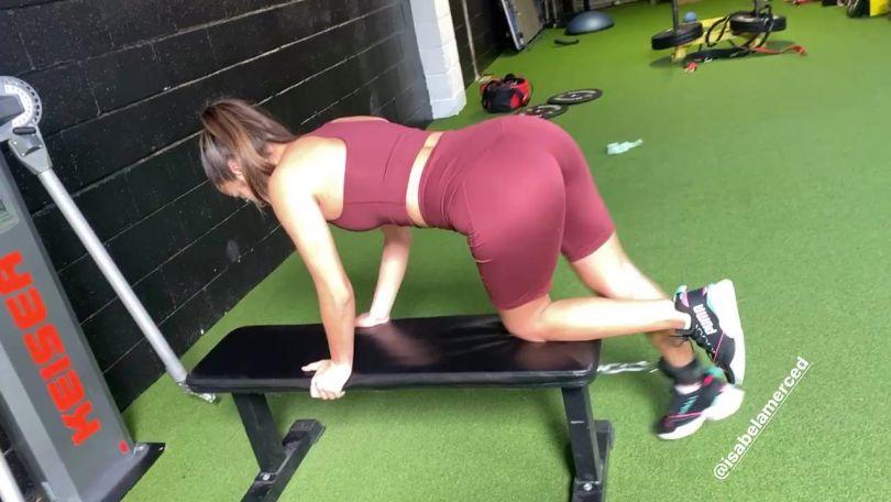 Isabela Merced Sexy Ass