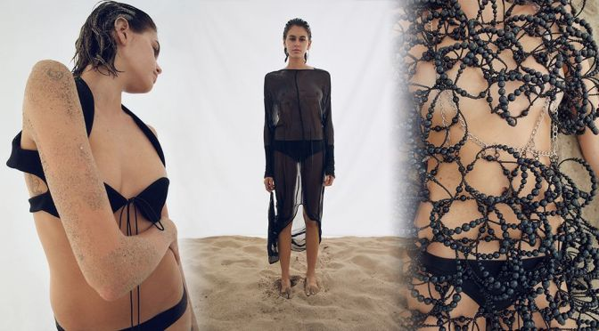 Kaia Gerber Soaked for i-D Magazine and Other Sexy Links