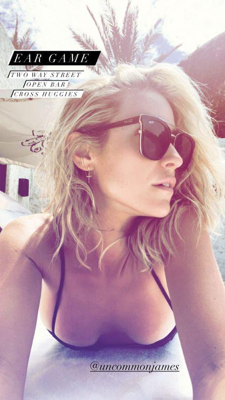 Kristen Cavalari Sexy Boobs