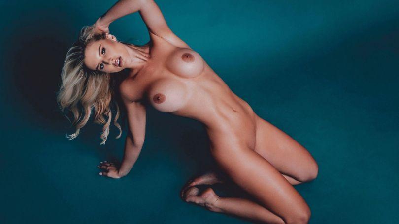 Brennah Black Topless