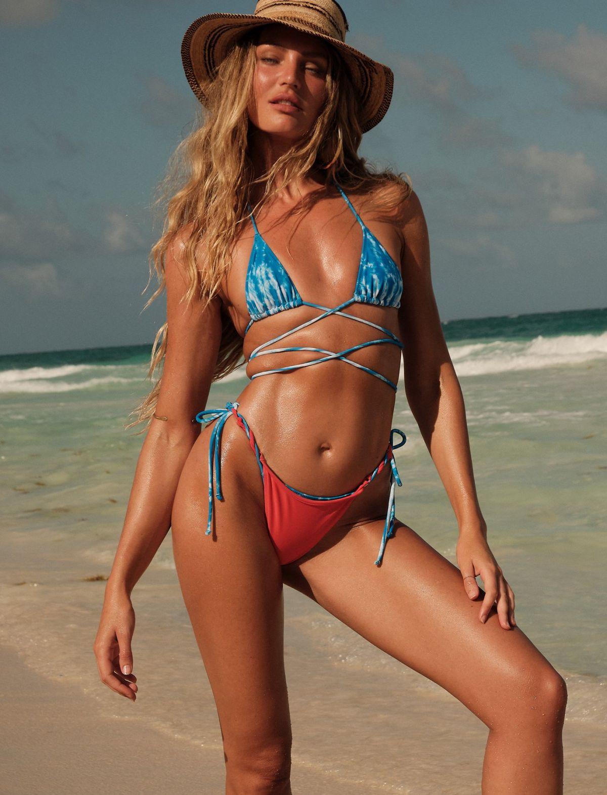 Candice Swanepoel In Bikini